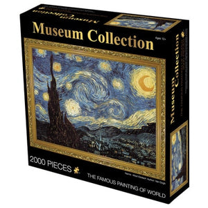 2000 pieces Famous Painting of World