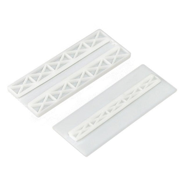 Adhesive Sliding PowerStrip Holder