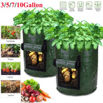 Cultivation Planting Woven Fabric Bags