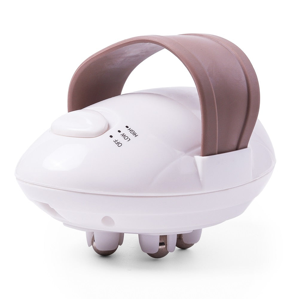 3D Electric Drum Body Slimming Massage Roller