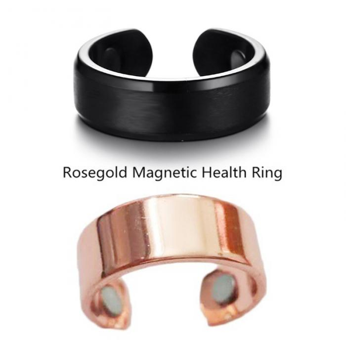 Anti Snoring Ring Magnetic Therapy Sleep Aid