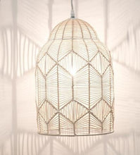 Load image into Gallery viewer, Kudu Natural Pendant Light