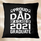 Proud Dad Of A Class 2021 Graduate SVG Printable Files