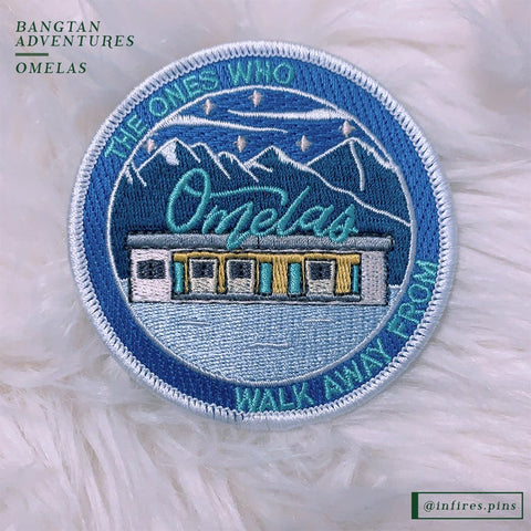 Omelas Patch