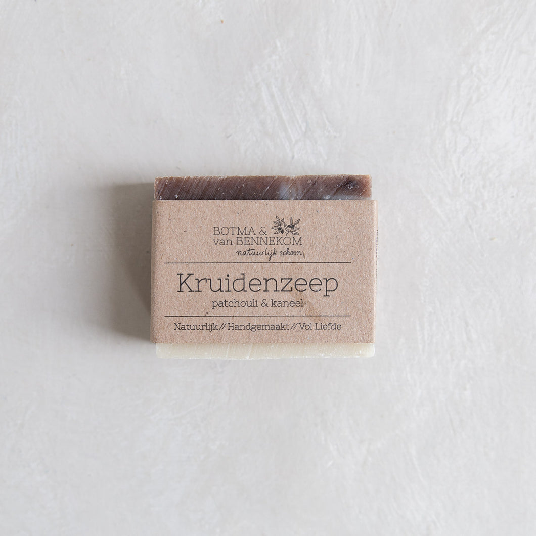 Solid soap - Herbs & Spices