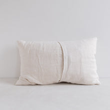 Load image into Gallery viewer, Linen pillow - Natural