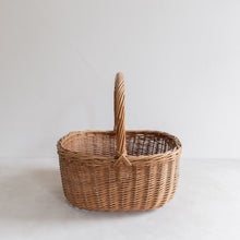 Load image into Gallery viewer, Vintage straw basket - Milo