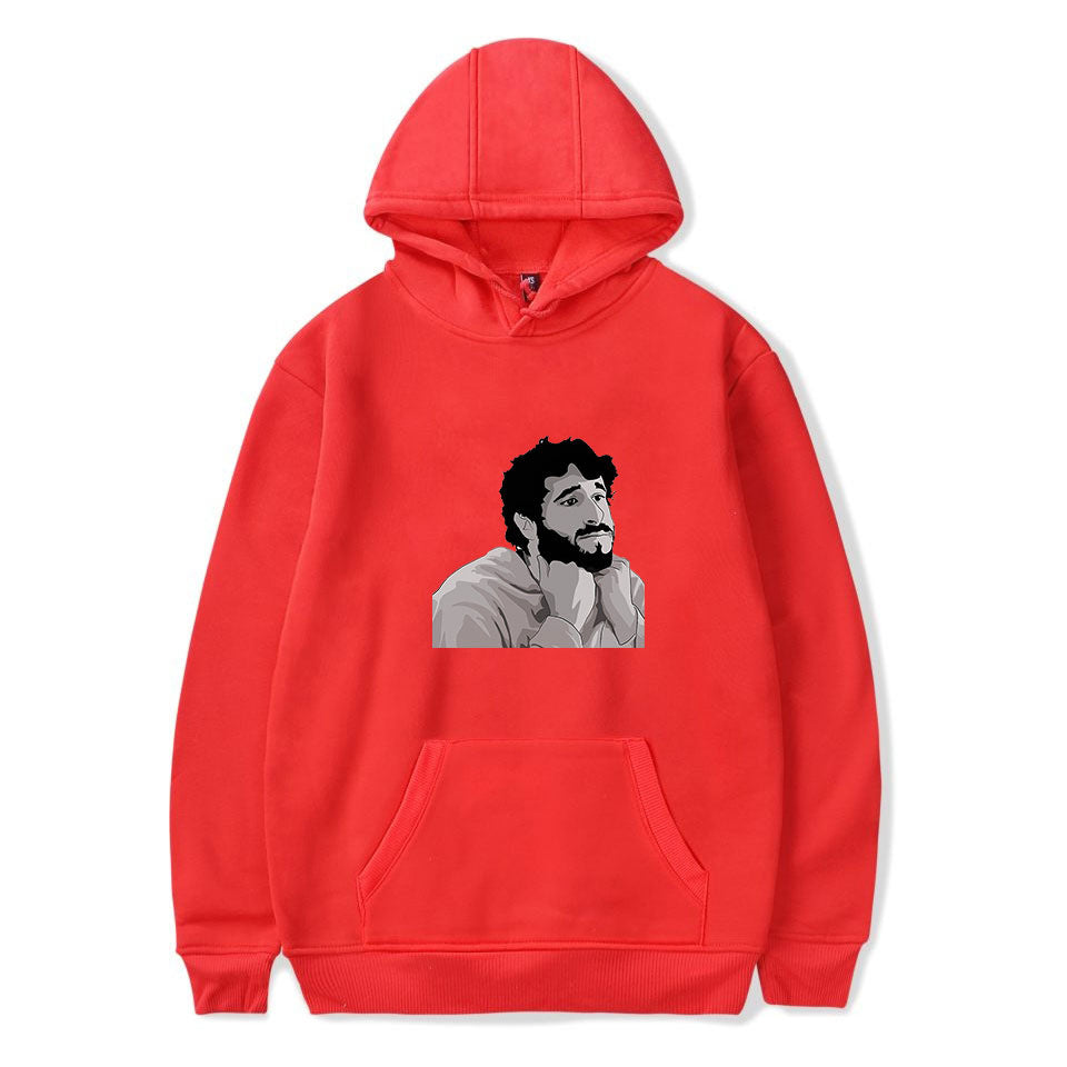 Unisex Hoodie LIL DICKY Graphic Printed Hooded Sweatshirt