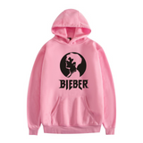 Unisex Justin Bieber Sweatshirt Fashion Long Sleeve Hoodie
