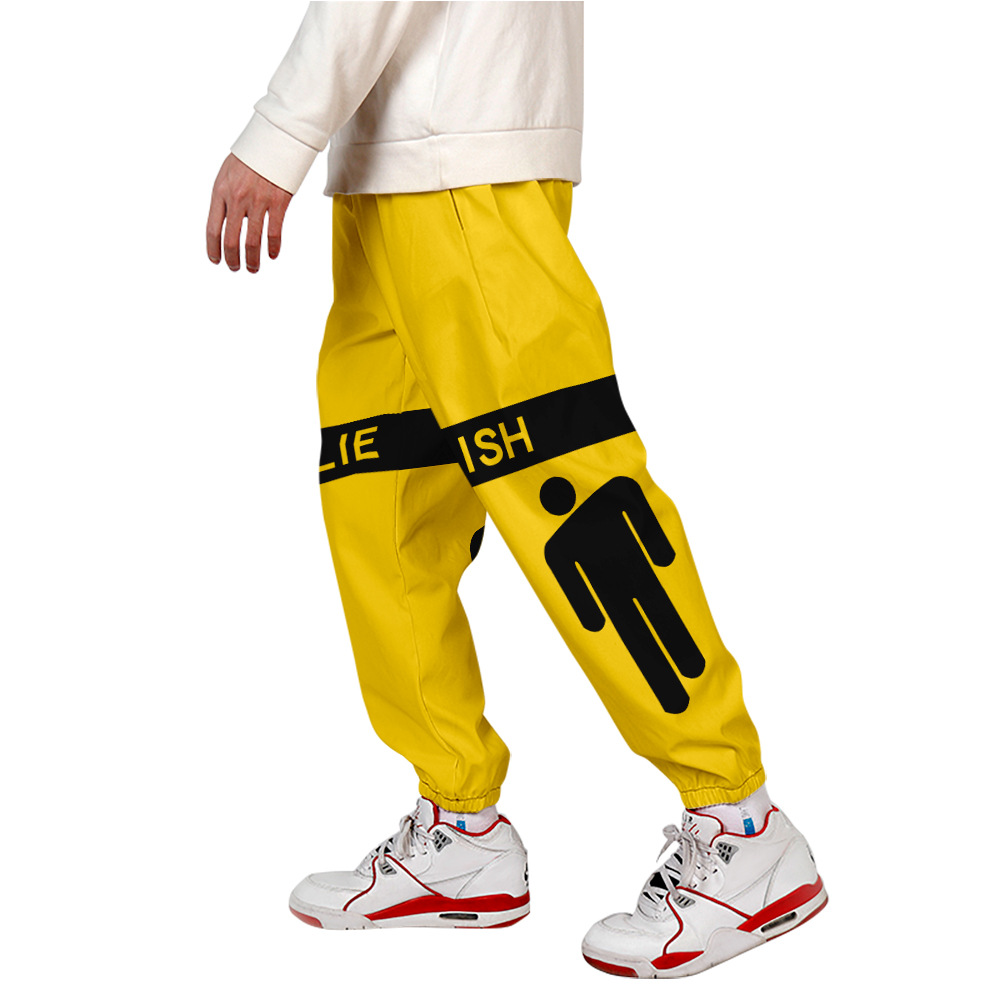 Unique Billie Eilish Merch Unisex Jogger Unewchic