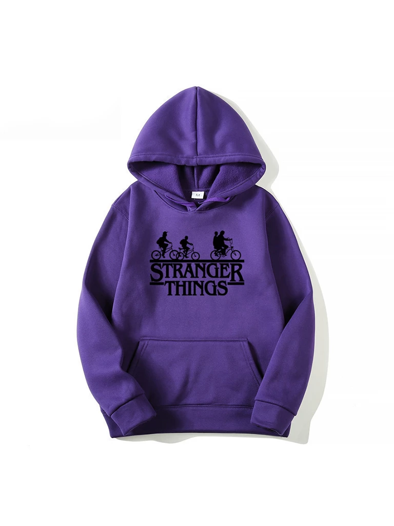 Stranger Things Hoodie Pullover Fashion Oversized Sweatshirt