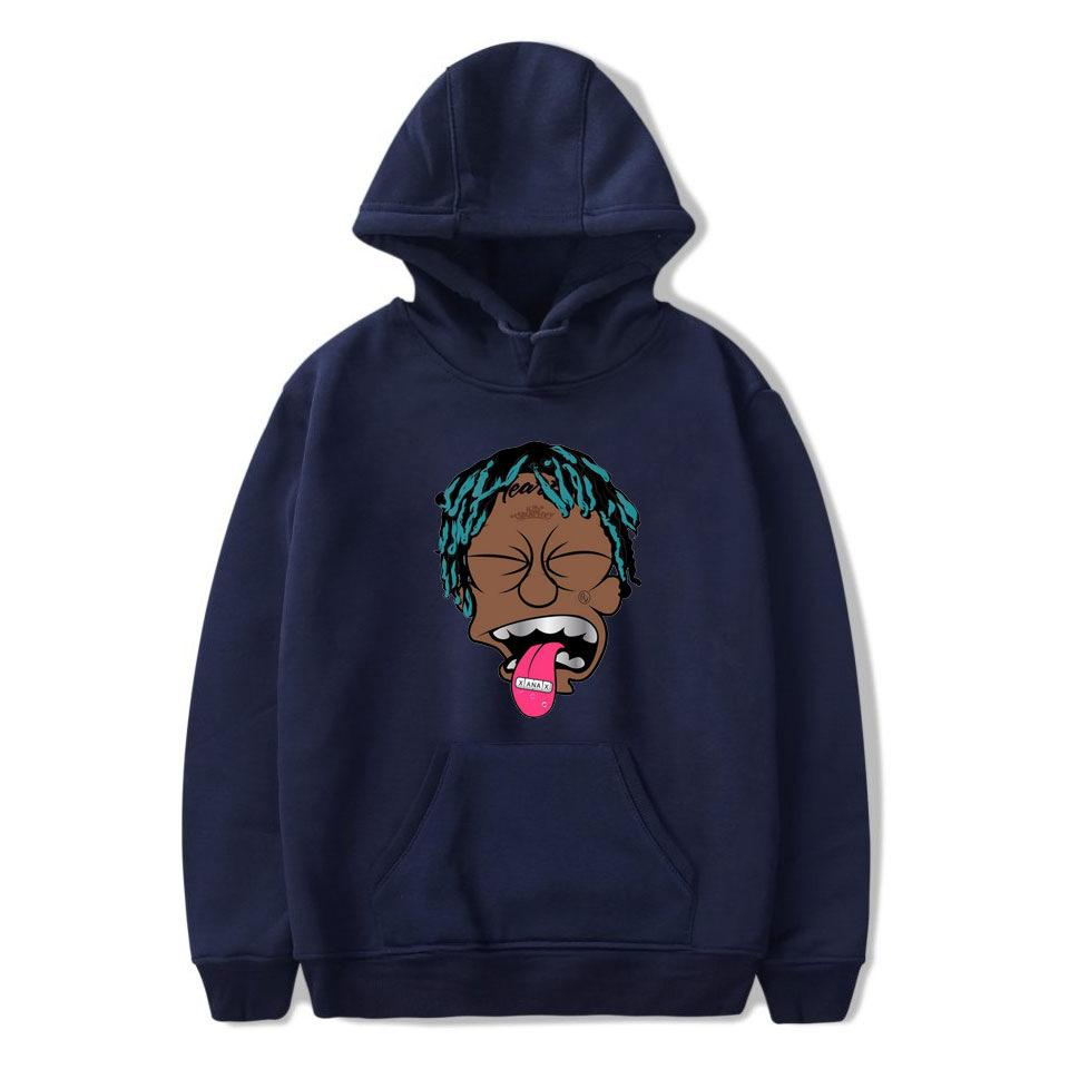 Lil Uzi Vert Pullover Hoodies Multiple Colors