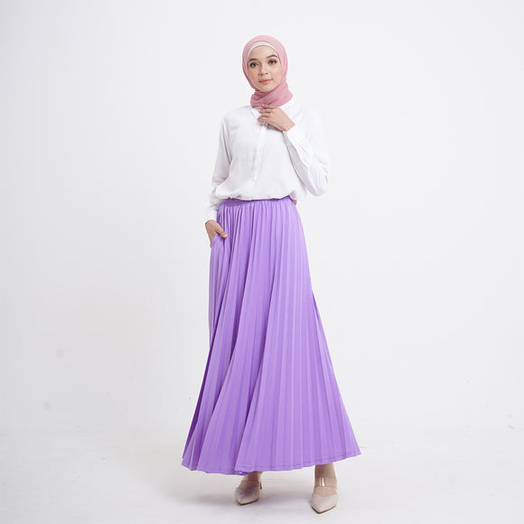Zia Skirt Bougenvillea
