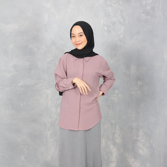 Lady Shirt Dusty Pink