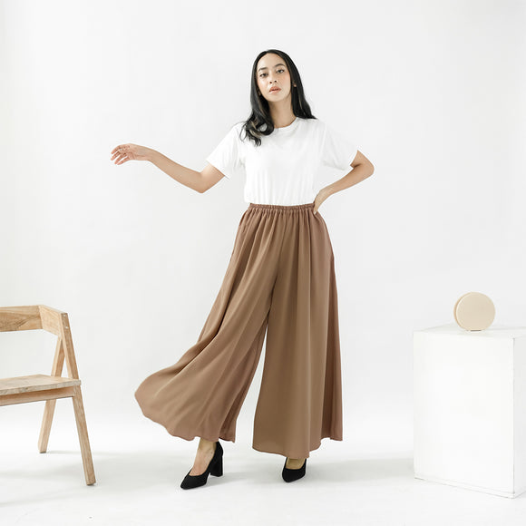 Ivy Wide Pants Mocca