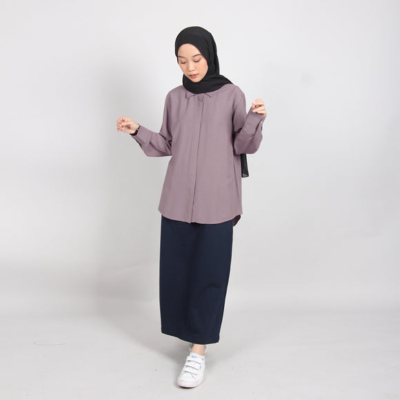 Basic Daily Shirt Lavender