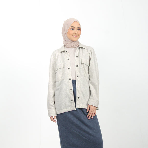 Mark Jacket Light Misty