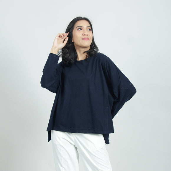 Eve Top - Navy