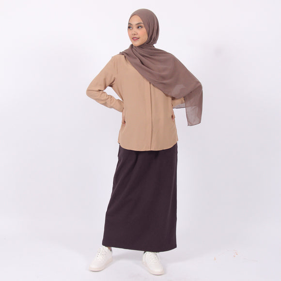 Zumi Skirt Plum