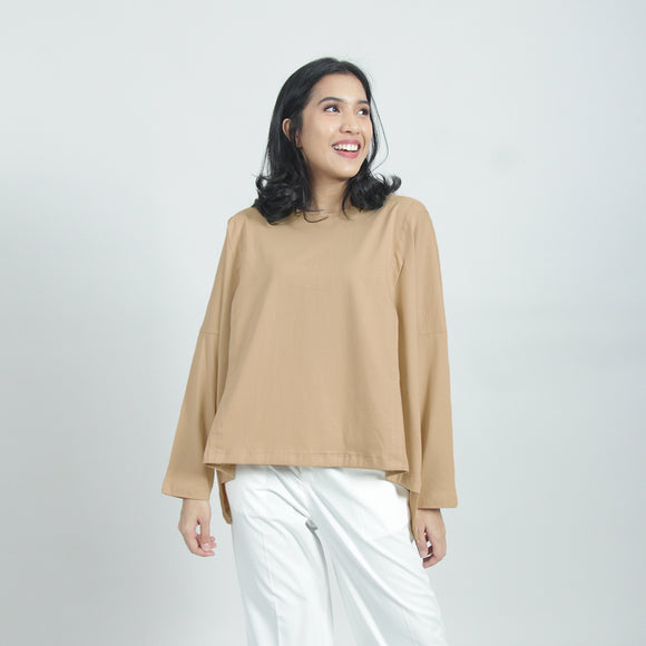 Eve Top - Khaki