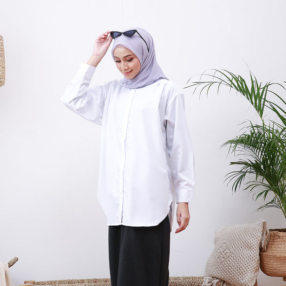 Ganish Shirt - White