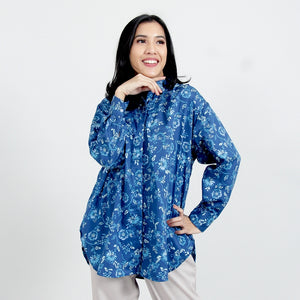 Ganish Shirt - Blau