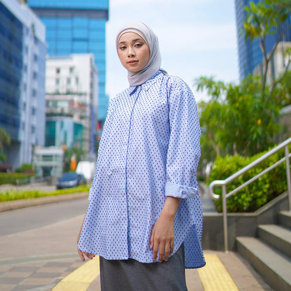 Ganish Shirt - Belle Blue