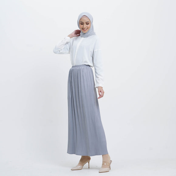 Mide Skirt Grey