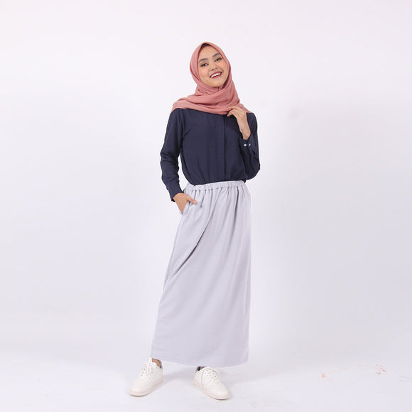 Zumi Skirt Lilac Marble