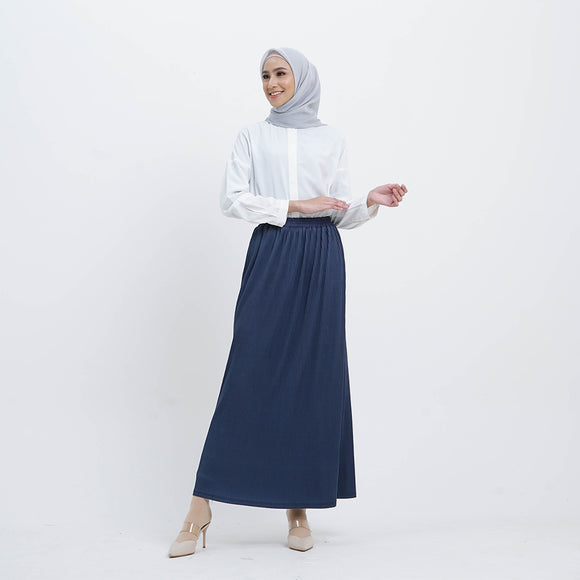 Mide Skirt Navy