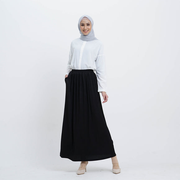 Mide Skirt Black