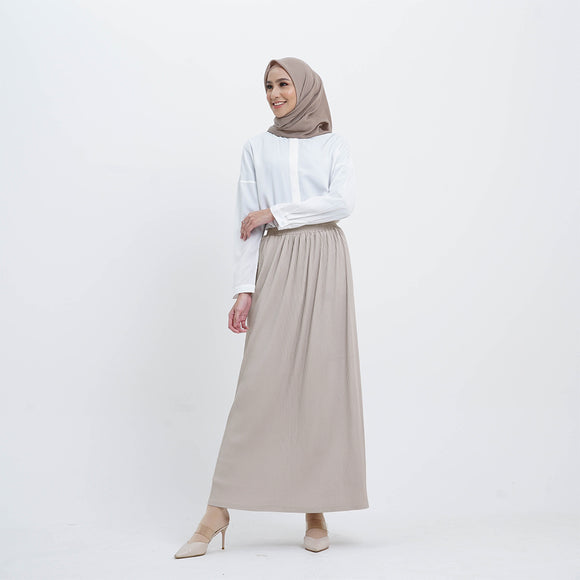 Mide Skirt Cream