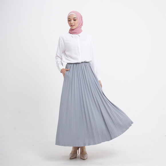 Zia Skirt Grey