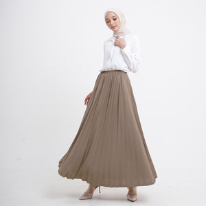 Zia Skirt Mocca