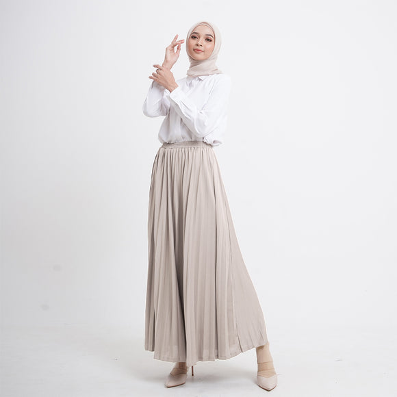 Zia Skirt Cream