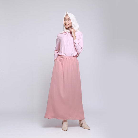Madame Skirt Pale Mauve
