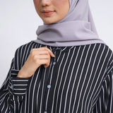 Olin Stripe Black