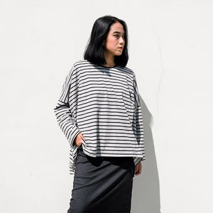 Eve Stripe - Darkmisty Black