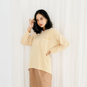 Gana Stripe Mini Sunflower
