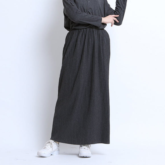 Lea Skirt Dark Grey