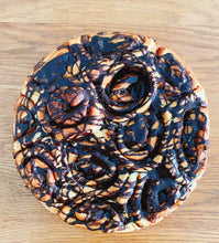 Load image into Gallery viewer, Triple Chocolate Cinnamon Roll (Reduced sugar)