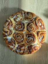 Load image into Gallery viewer, Glaze Icing Reduced Sugar Cinnamon Rolls