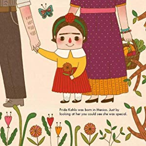 Little People, Big Dreams Frida Kahlo Gift Set