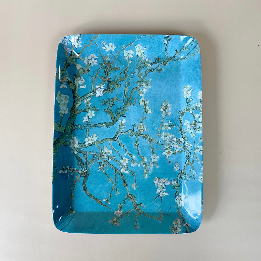 Almond Blossom Serving Tray