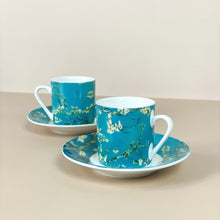 Load image into Gallery viewer, Almond Blossom Espresso Set