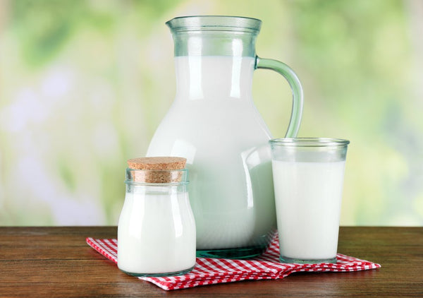 The right milk for your milk kefir