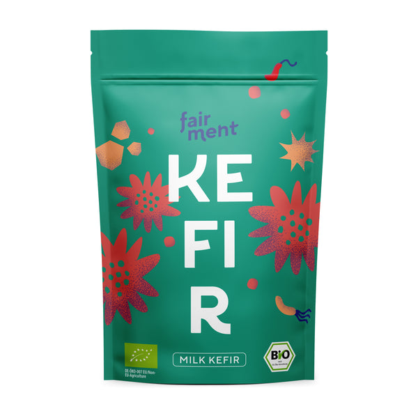 Organic Milk Kefir Grains (10 g)