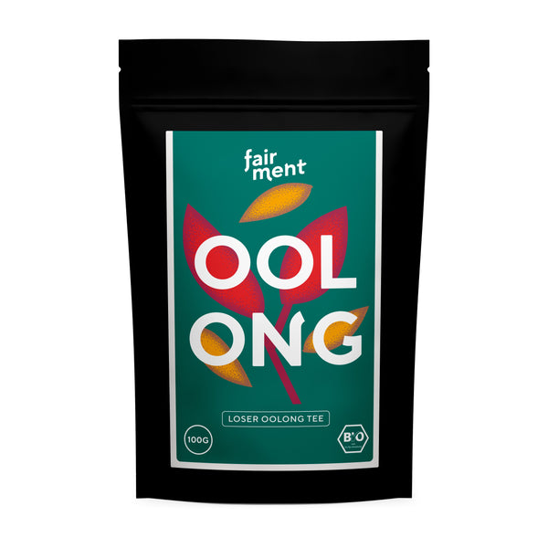 Organic tea Oolong (100 g)