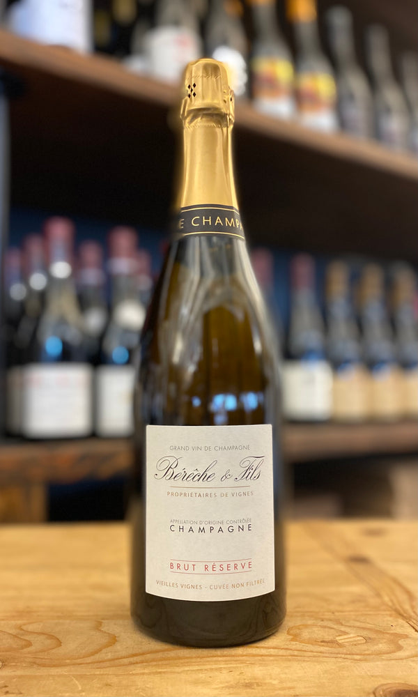 Load image into Gallery viewer, Bereche et Fils Brut Reserve Champagne AOC (2018 Base)