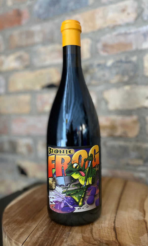 Load image into Gallery viewer, Cayuse Vineyards Bionic Frog Syrah 2016
